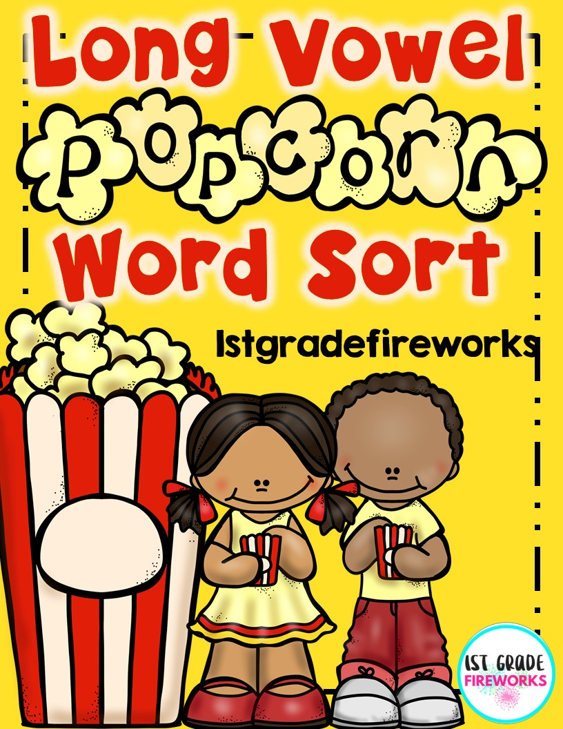 Free POPCORN sort from 1stgradefireworks