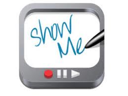 Ipad app Show Me