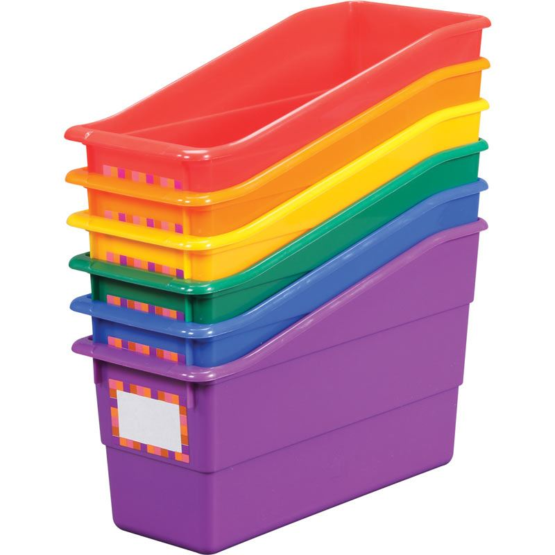 Book Boxes for Independent Reading