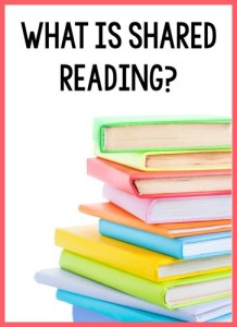 What is Shared Reading?