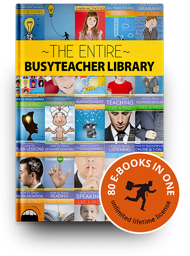 The BusyTeacher Library