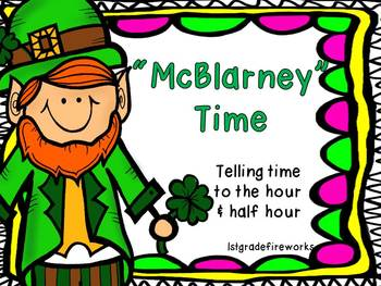 McBlarney Time!