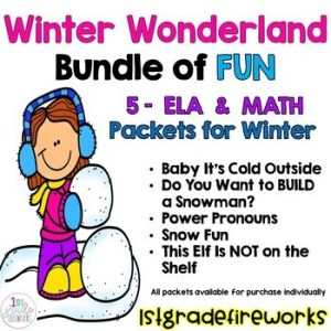Winter Wonderland BUNDLE