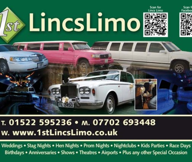 1st Lincs Limo