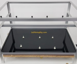 Aluminum Mining Rig Open-Air Frame 40