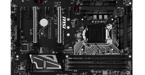 MSI Z170A Gaming Pro Carbon PCIe slots2