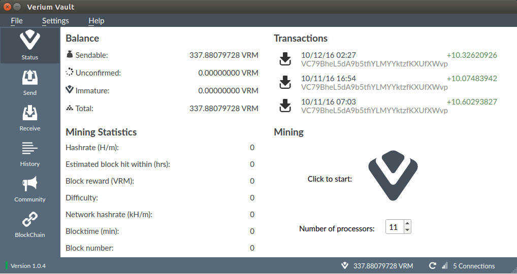 Setting Up Monero Wallet Zcash Mining With 1070 – Luma Ladrilhos