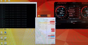 MSI GeForce GTX 1050 TI GAMING X 4G Ethereum Mining Performance