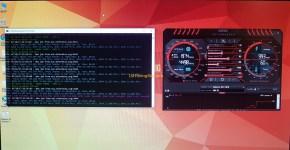 Gigabyte GeForce GTX 1070 8GB Mining Rig Ethereum Alone Hashrate