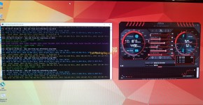 Gigabyte GeForce GTX 1070 8GB Mining Rig Ethereum Mining Dual Decred Claymore