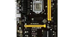 Biostar TB250-BTC+ 8x GPU Mining Motherboard 1