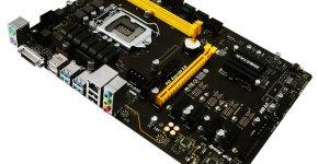 Biostar TB250-BTC+ 8x GPU Mining Motherboard 2