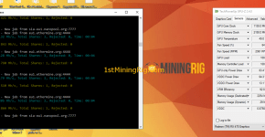 RX 470 8GB Mining Edition Ethash Ethereum Dual Mining Siacoin Hashrate Performance