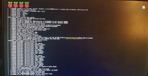 RaspBerry Pi 3 Model B AvalonMiner OS Startup