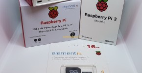 RaspBerry Pi3 Model B Full Kit