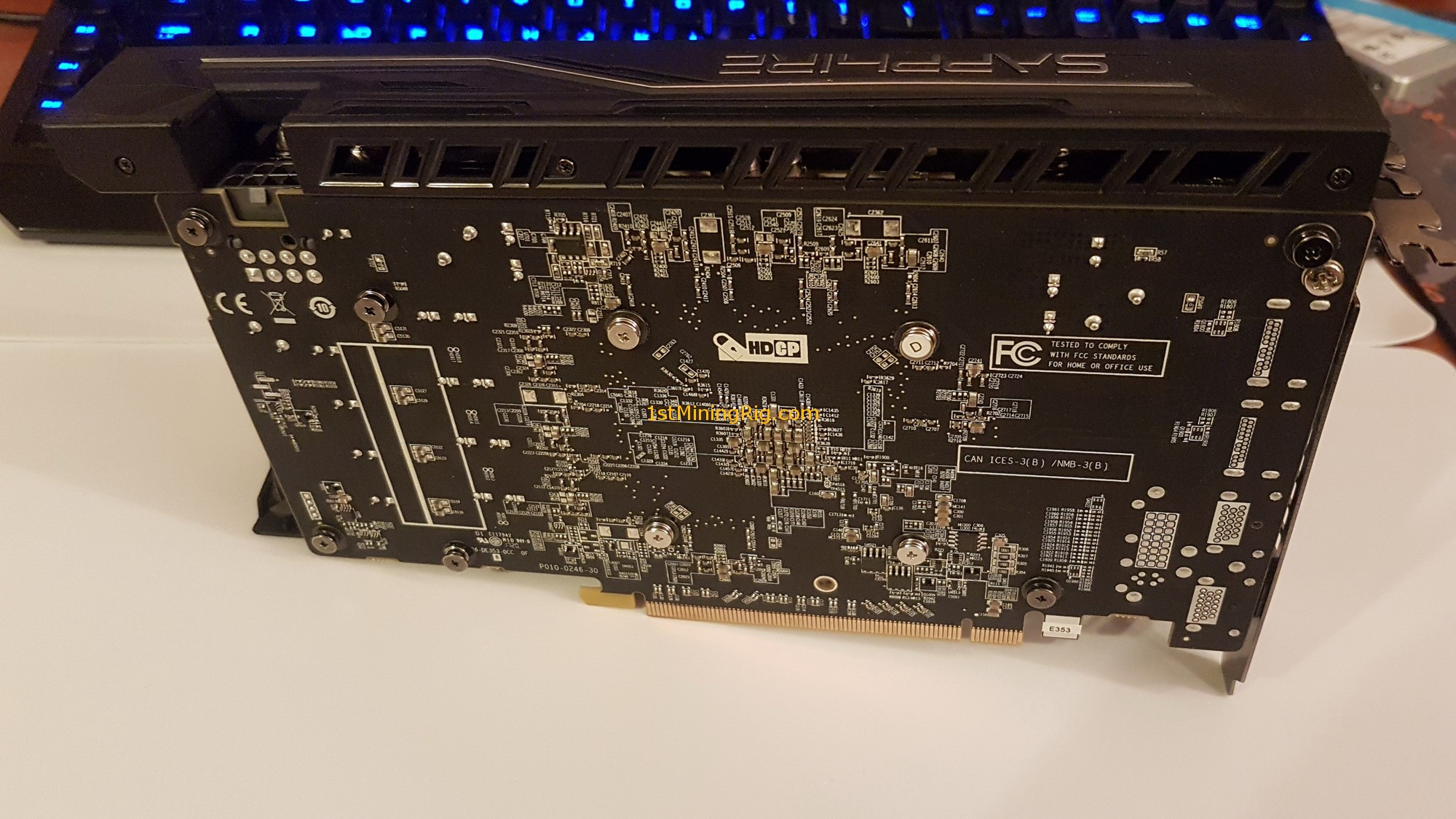 Motherboard For Hashrate 14th S Msi Amd Radeon Rx 480 Gaming