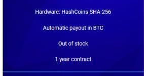 hashflare bitcoin cloud minig contract