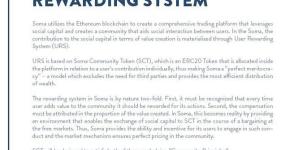 soma rewarding system