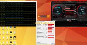 Claymore's CryptoNote AMD GPU Miner v9.7 Mining Monero Hashrate rx 470 4gb