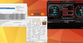 RX 470 8GB Mining Edition Nicehash Mining Hashrate Performance Benchmark keccak, dagger hashimoto, sia, pascal, lbry, claymore, sgminer