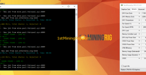 sapphire rx 470 8gb mining edition hynix ethereum dual mining pascal lite hashrate and power consumption