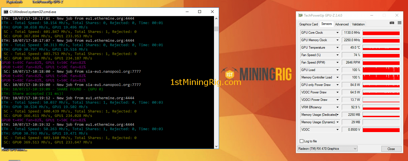 cryptocurrency to mine antminer s9