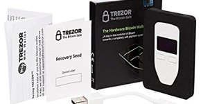 trezor bitcoin wallet review unbox