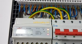 1stMiningRig Electricity Panel 6