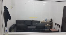 1stMiningRig Office Sofa 2