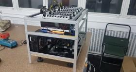 1stMiningRig Sapphire Pulse RX 580 8 GB Mining Rig 4