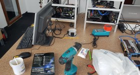 1stMiningRig WorkBench Mining Rigs 2