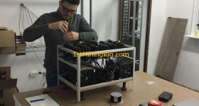 1stMiningRig Working on Mining Rigs 1