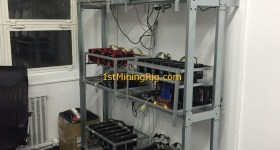 1stMiningRig Working on Mining Rigs 6