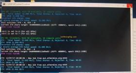 1stMiningRig XFX 580 8GB Samsung Memory Mining Rig Hashrate