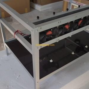 Aluminum Mining Rig Frame