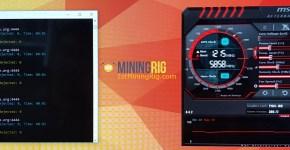 Asus P104-100 4GB Ethereum Dual Mining Siacoin Hashrate