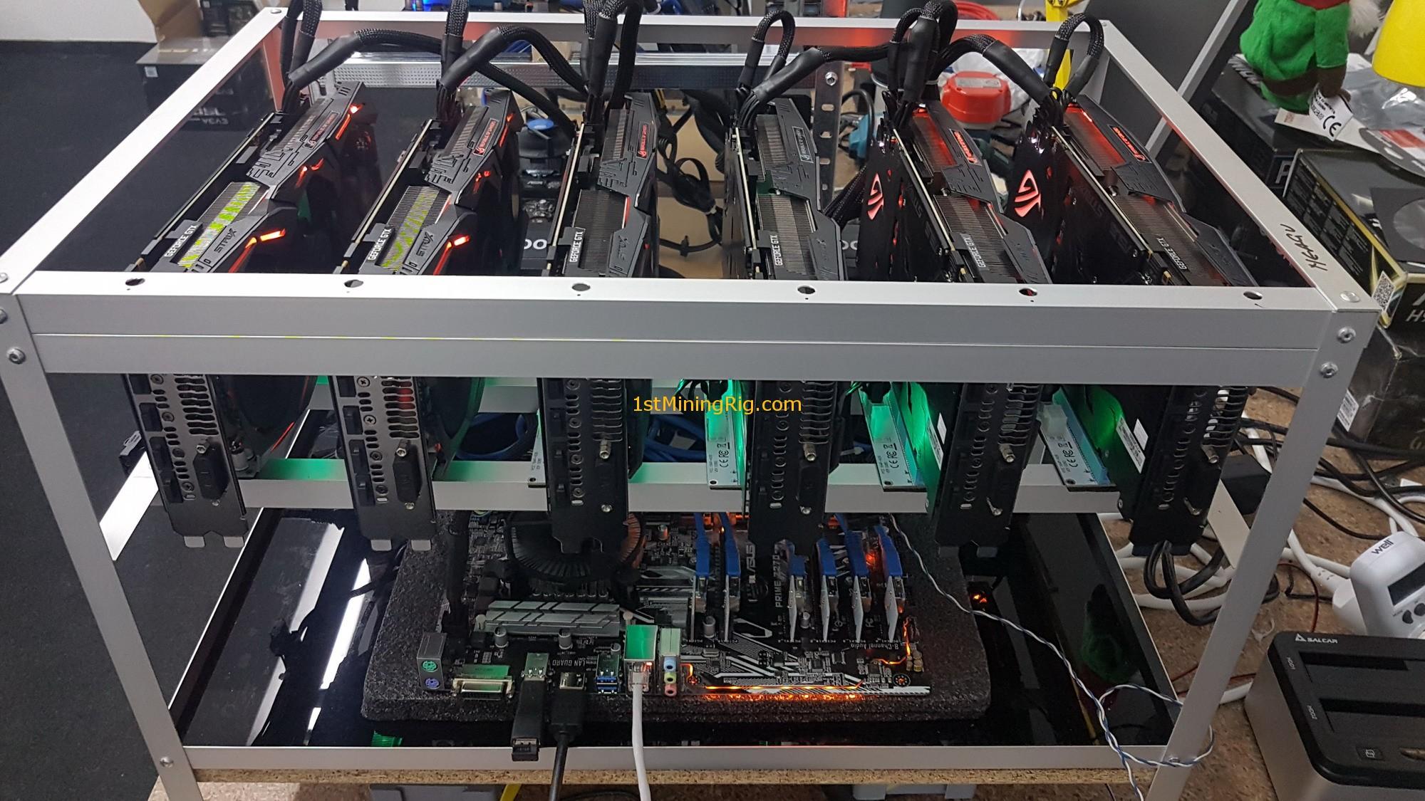 Nvidia Geforce Gtx 1080 Ti Mining Pcie X1 Gpu Mining – PROint