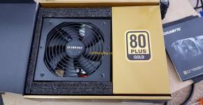 Gigabyte G750G Unboxing 2