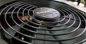 Gigabyte G750H PSU Fan 1