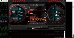 Gigabyte GTX 1060 G1 Gaming 6G Ethereum Dual Mining Verge Clocks