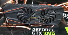 Gigabyte GTX 1060 G1 Gaming 6G Mining Hashrate Review 1
