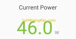 MSI GTX 1060 6GB Gaming X system power draw