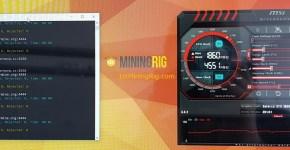 MSI GTX 1060 Armor 3GB Ethereum Dual Mining LBRY Credits Hashrate