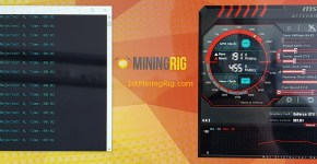 MSI GTX 1060 Armor 3GB Ethereum Mining Hashrate