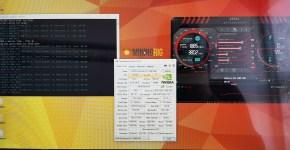 MSI GTX 1060 Armor 3GB Ethereum mining default clocks