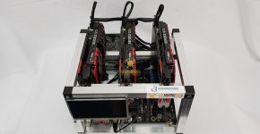 GTX 1080 Ti 3x GPU Mining Rig 4