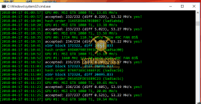 gtx 1080 ti 3x gpu mining rig nevermore miner hashrate benchmark 2