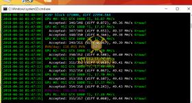 gtx 1080 ti 3x gpu mining rig ravencoin miner hashrate benchmark 1