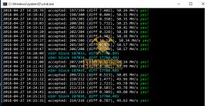 gtx 1080 ti 3x gpu mining rig silent miner v1.1.0 hashrate benchmark 2