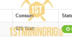 gtx 1080 ti 3x gpu mining rig z-enemy-1.08 power draw
